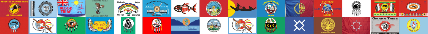 Lewis and Clark Trail Flags