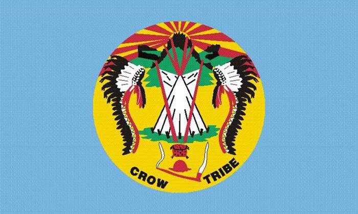 Flag of Crow