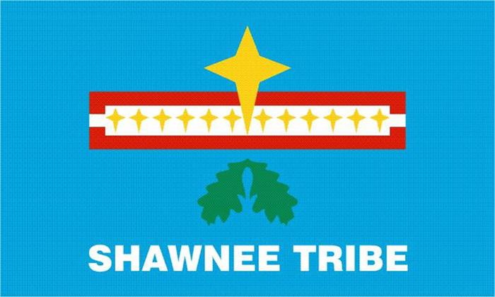 Flag of Shawnee
