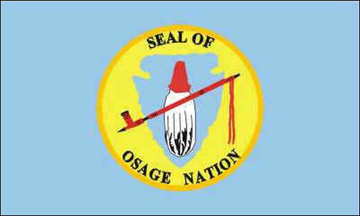Flag of Osage