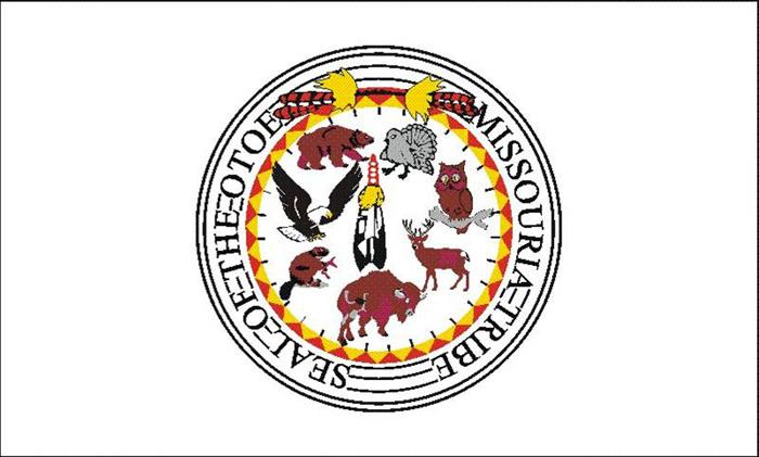 Flag of Otoe Missouria