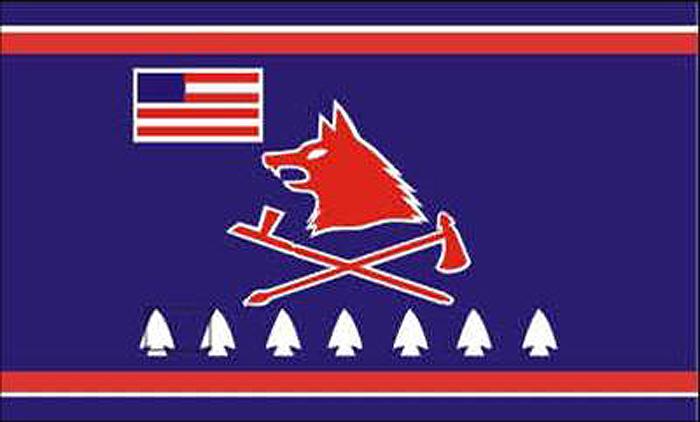 Flag of Pawnee