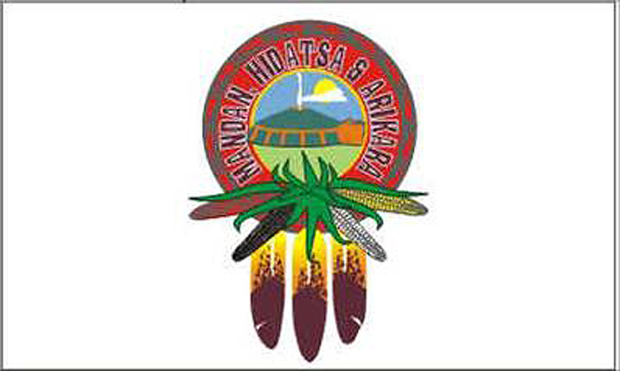 Flag of Three Affiliated Tribes