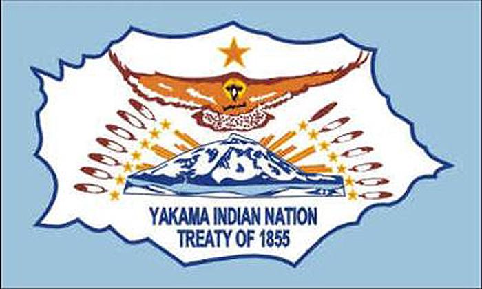 Flag of Yakama