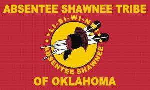 Flag of Absentee Shawnee