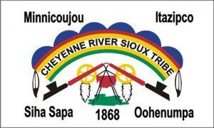 Flag of Cheyenne River Sioux