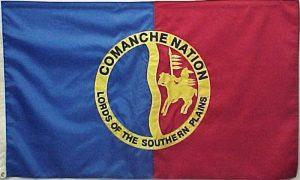 Flag of Comanche