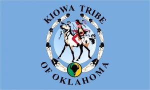 Flag of Kiowa
