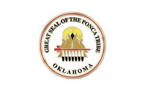 Flag of Ponca Tribe of Oklahoma