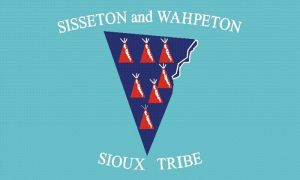 Flag of Sisseton Wahpeton Oyate