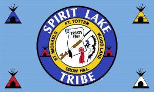 Flag of Spirit Lake Tribe