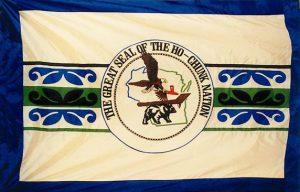 Flag of Winnebago