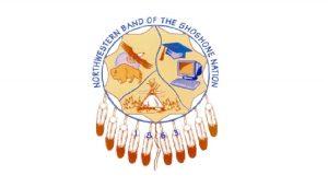Flag of Northwestern Band of Shoshone Nation